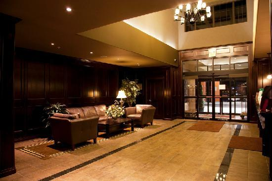 Hospitality Inns &amp; Suites: The Lobby
