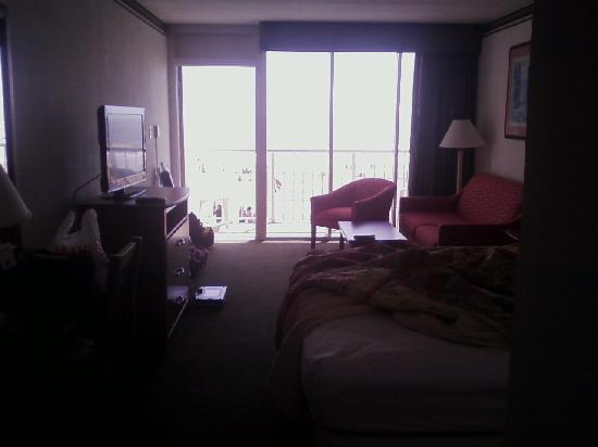 Econo Lodge on the Ocean: View of Spacious Room