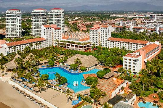 Melia Puerto Vallarta All Inclusive Beach Resort: MPV Panoramica