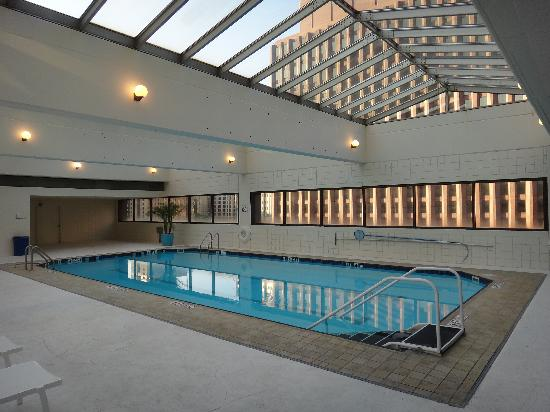 Indoor Pool Picture Of Sheraton Philadelphia Downtown