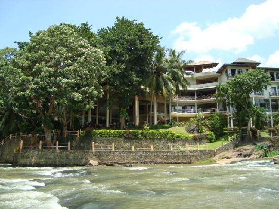 Hotel Elephant Bay: Hotel  Exterior
