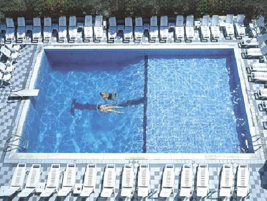 Hotel Europa: &quot;La piscina panoramica&quot;