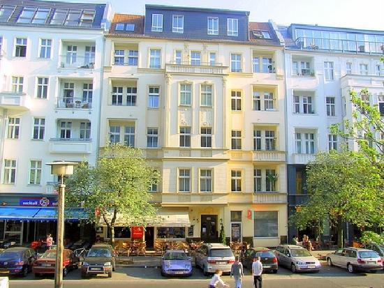 ‪City Guesthouse Pension Berlin‬