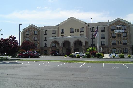 Quality Inn & Suites: Quality Inn, Abingdon, VA --- Front View