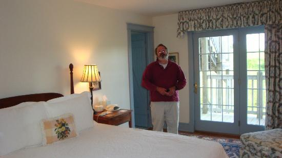 Inn at Old Virginia: Jed Hotchkiss room