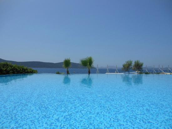 Infinitypool picture of ersan resort spa bodrum city tripadvisor