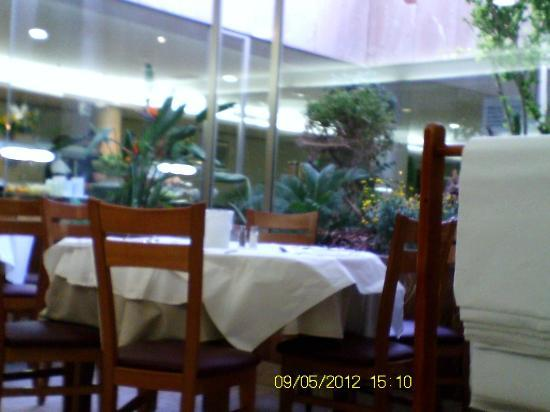 4R Salou Park: the dining area