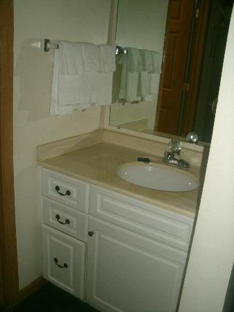 Extended Stay America - Atlanta - Lenox: Sink area