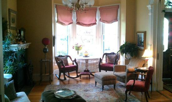 McCall House: Parlor