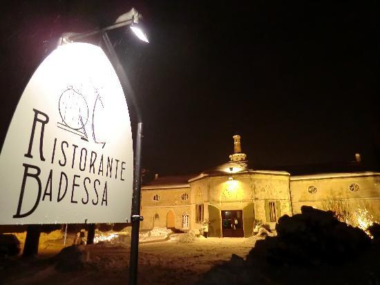 Ristorante badessa casalgrande restaurant reviews for Restaurant reggio emilia