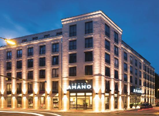 Hotel Amano