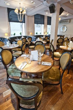 lovely fudge - Picture of The Living Room, Liverpool - TripAdvisor