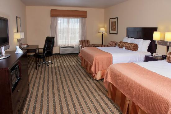 BEST WESTERN Plus Duncanville/Dallas: Double Queen Suite