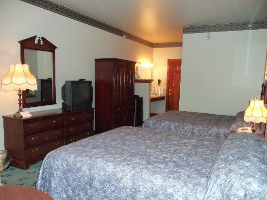 Cumberland Gap Inn: My room