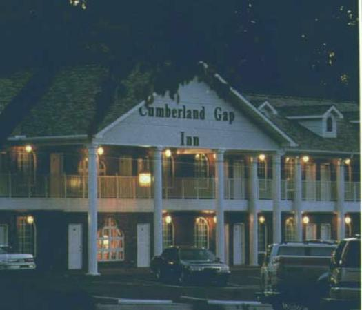 Cumberland Gap Inn: The Inn