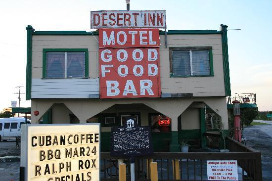 Desert Inn and Restaurant