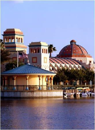 disney's coronado springs resort (orlando, florida