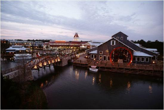 Disney&#39;s Port Orleans Resort - Riverside