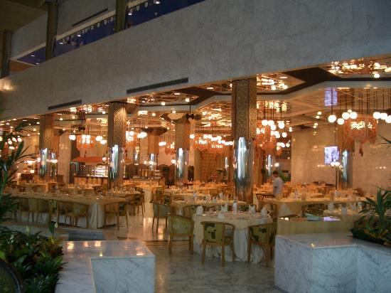 Armed Forces Officers Club & Hotel: eating room