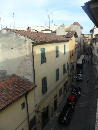 Il Ghiro: View from our room