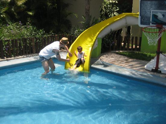 Kiddie pool - Picture of Bel Air Collection Resort & Spa Vallarta ...kiddie