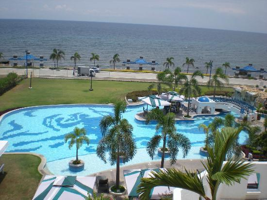 The Pool Picture Of Thunderbird Resorts Poro Point San Fernando La Union Tripadvisor