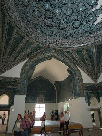 Tiles on the walls - Picture of Karatay Medresesi Museum ...