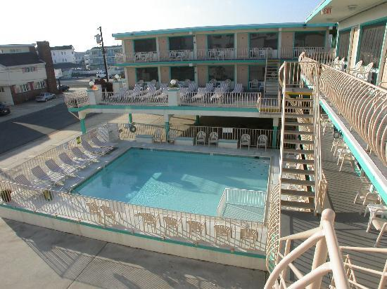 Condor Motel North Wildwood Nj Motel Reviews