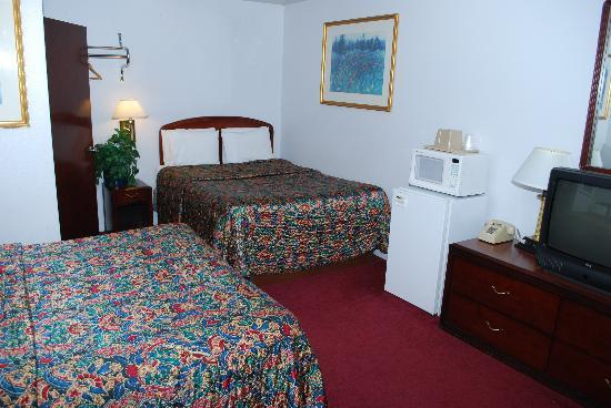 Majestic Inn & Suites: Affordable Excellence in the Heart of Klamath Falls.