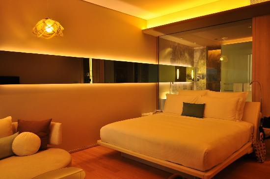 Hilton Pattaya: Inside my room