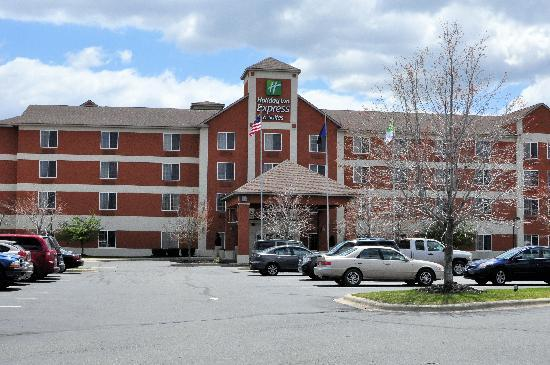 Holiday Inn Hotel &amp; Suites Ann Arbor Univ. Michigan Area: Holiday Inn Hotel &amp; Suites, Ann Arbor