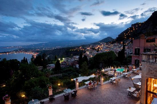 Photos of Grand Hotel Timeo Restaurant, Taormina
