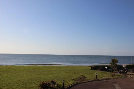 Quality Hotel & Leisure Center Youghal: Blick vom Balkon