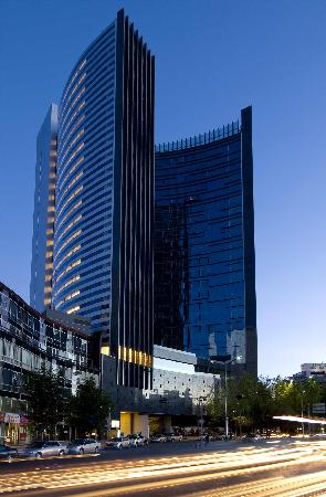 Plaza Suites Mexico City : Main Building