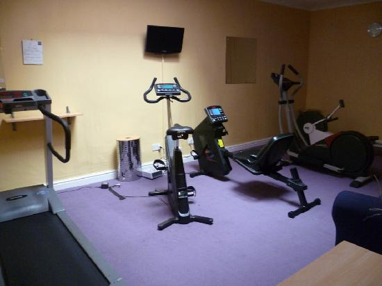 The White Swan Hotel: Fitness Room