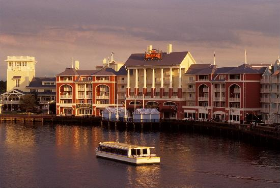Disney&#39;s BoardWalk Inn
