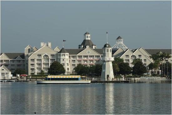 Disney's Yacht Club Resort Photo