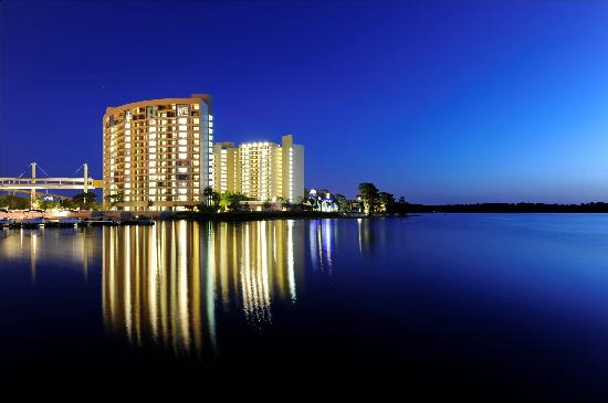 Bay Lake Tower at Disney's Contemporary Resort Photo