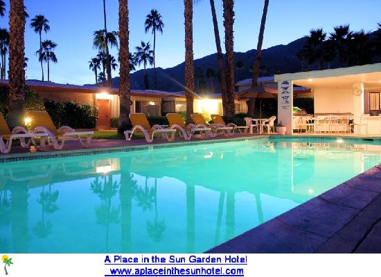 ‪A Place in the Sun Garden Hotel‬