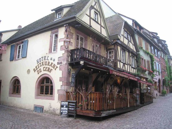 Photo of Hotel Restaurant Au Cerf Riquewihr