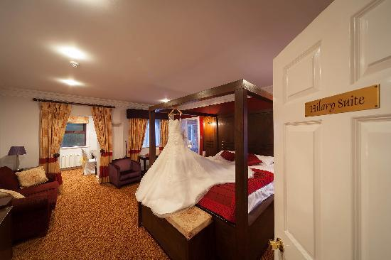 Drogheda, Irland: The Glenside Hotel Hilary Suite