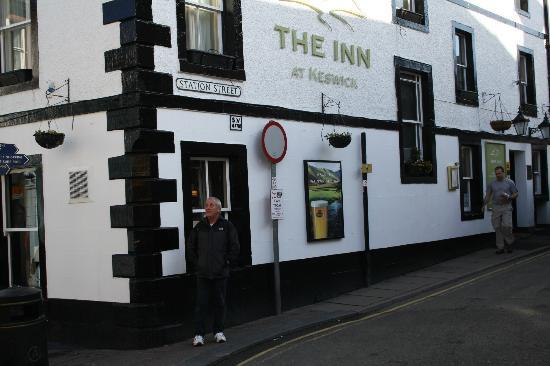 The Inn at Keswick: Here it is
