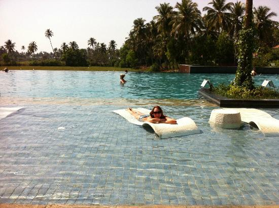 Salcette, India: Pool