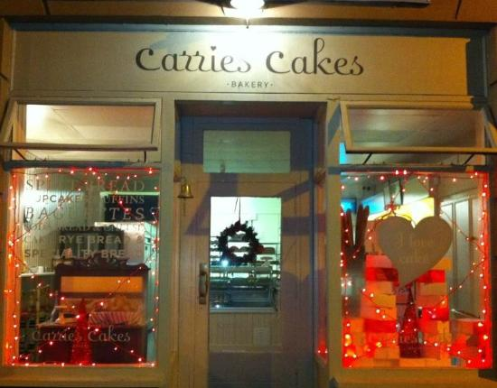 Carrie's Cakes: Carries Cakes Storefront