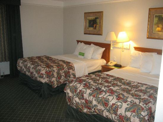 La Quinta Inn & Suites Houston Galleria Area: 4th Floor Room