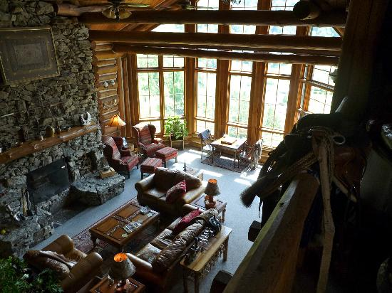 Wildberry Lodge: The Great Room