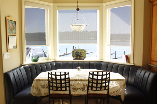 Mainstay Oasis Bed and Breakfast: Mainstay Breakfast Nook