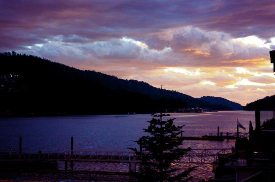 Mainstay Oasis Bed and Breakfast: A Mainstay Sunsets