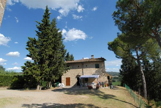 Agriturismo Le Ginestruzze Uzzano