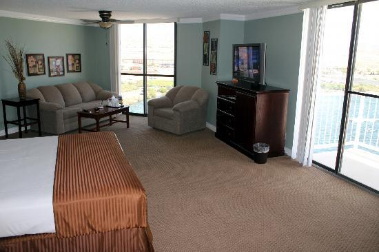 Don Laughlin's Riverside Resort : Executive Suite North Tower